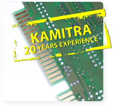 Kamitra PCB manufacturer: 20 years of experience
