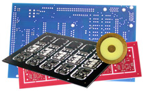 PCBs with various mask colors available